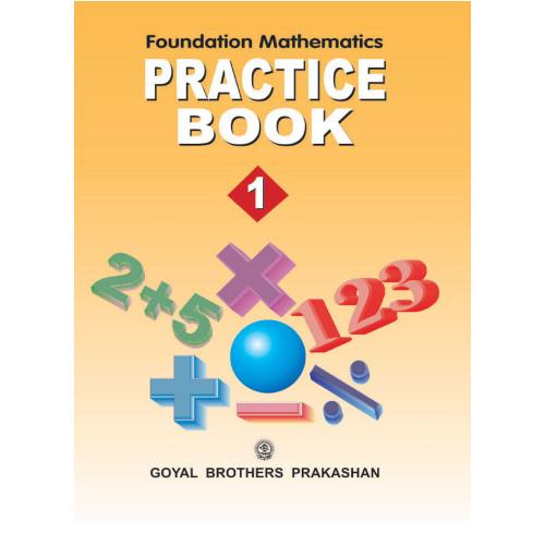 Foundation Mathematics Practice Book 1