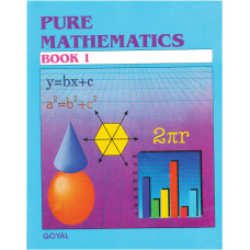 Pure Mathematics Book 1 For Class 6