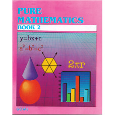 Pure Mathematics Book 2 For Class 7