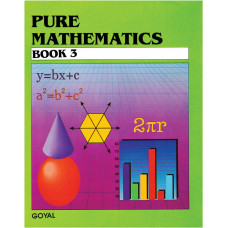 Pure Mathematics Book 3 For Class 8