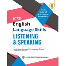 ICSE English Language Skills For Class X
