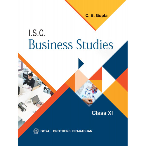 ISC Business Studies Part 1 For Class XI