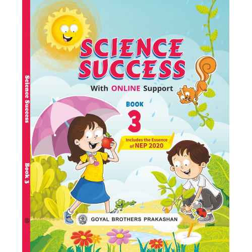 Science Success Book 3 (With Online Support)