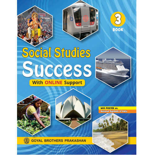 Social Studies Success Book 3 (With Online Support)
