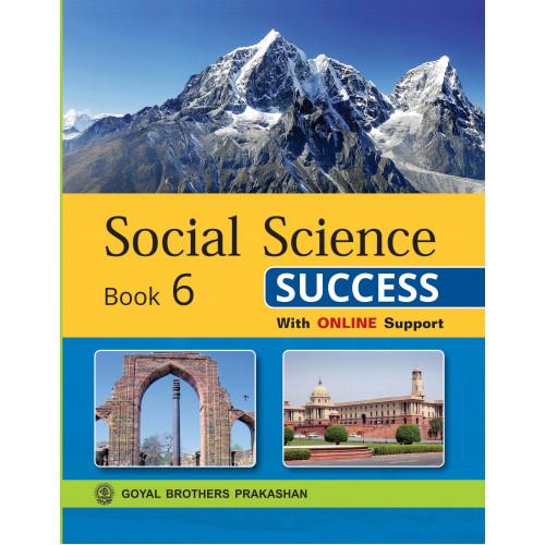 Social Science Success Book 6