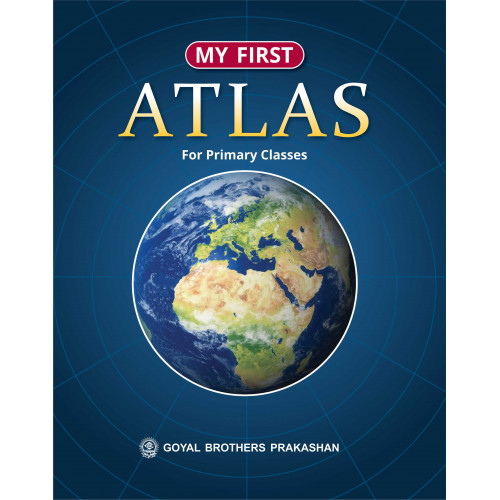My First Atlas For Primary Classes
