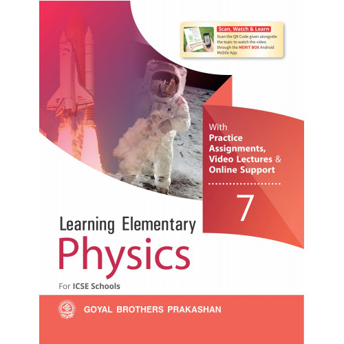 Learning Elementary Physics With Online Support For ICSE Schools 7