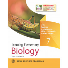 Learning Elementary Biology With Online Support For ICSE Schools 7