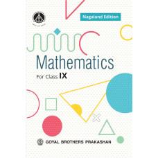 Mathematics For Class 9 Nagaland Edition