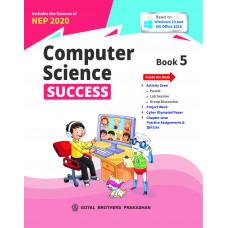 Computer Science Success Book 5 (2019 Edition)