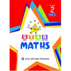 Star Maths For Calss 2 (Part A & B)