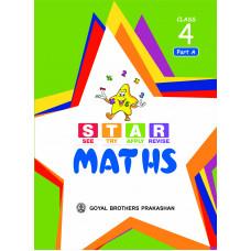 Star Maths For Class 4 (Part A B C & D)