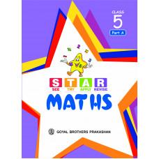 Star Maths For Class 5 (Part A B C & D)