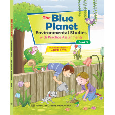 The Blue Planet Environmental Studies With Practice Assignments Book 5