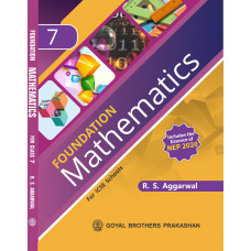 Foundation Mathematics For ICSE School Book 7