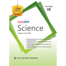 ScoreWell Science for Class IX