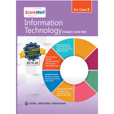 ScoreWell Information Technology for Class X