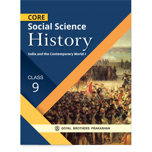 Core Social Sciences History For Class 9