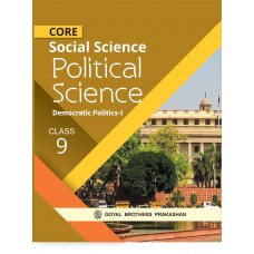 Core Social Sciences Political Sciences For Class 9