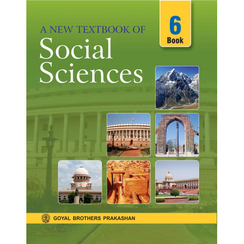 A New Textbook Of Social Sciences For Class 6