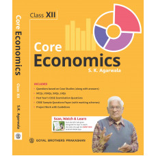 Core Economics With Video Lectures For Class XII