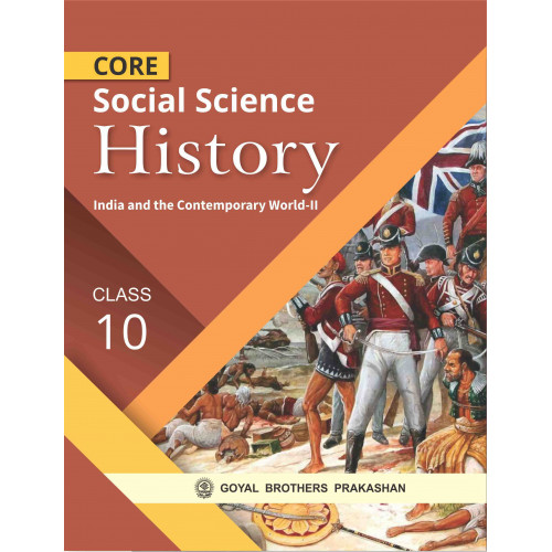 Core Social Sciences History For Class X