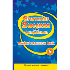 Grammar Success With Composition Teachers Resource Book 6