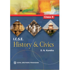 ICSE History & Civics Part 2 For Class X