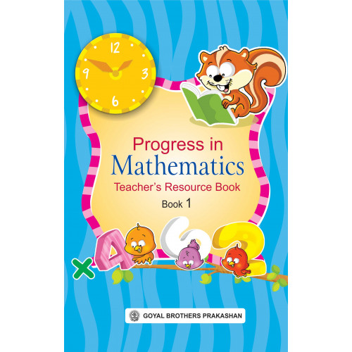 Progress In Mathematics Teachers Resource Book 1