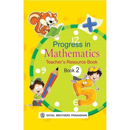 Progress In Mathematics Teachers Resource Book 2