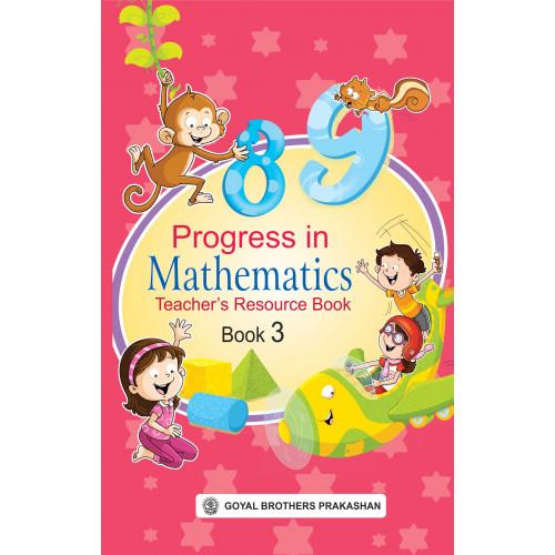 Progress In Mathematics Teachers Resource Book 3