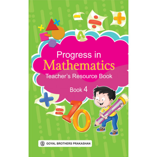 Progress In Mathematics Teachers Resource Book 4