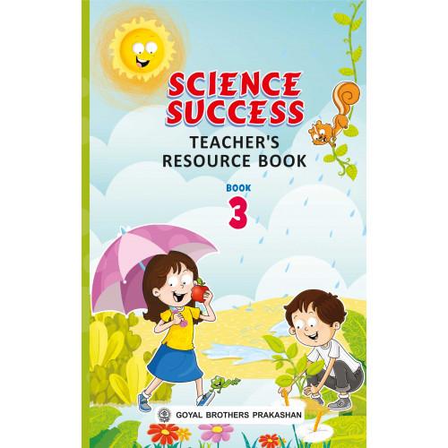 Science Success Teachers Resource Book 3